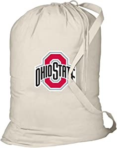 Broad Bay OSU Buckeyes Laundry Bag Ohio State University Dirty Clothes Bag
