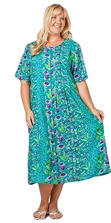 6a6cf1e218c La Cera Women s Plus Size Short Sleeve Rayon Dress at Amazon Women s  Clothing store