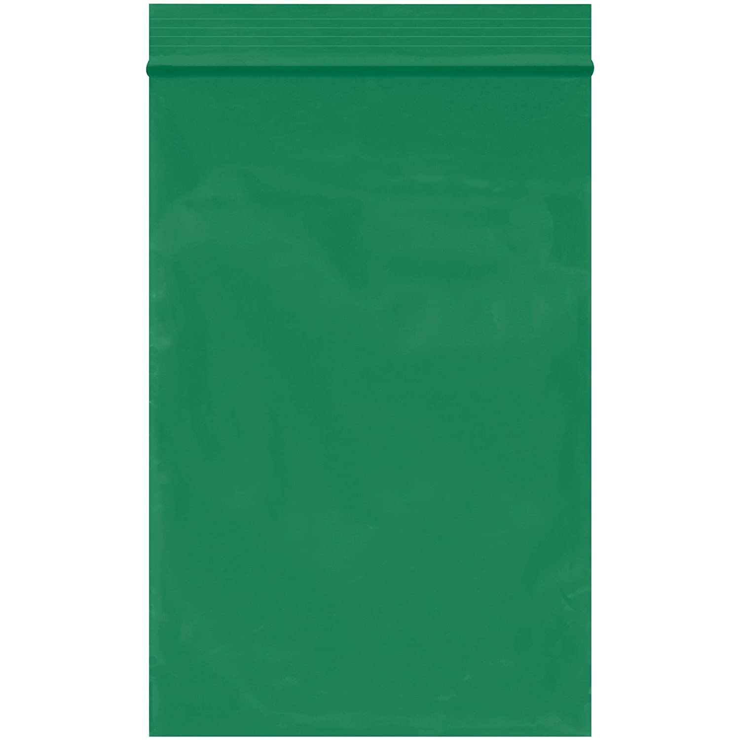 4 x 6-2 Mil Green Reclosable Poly Bags by Discount Shipping USA