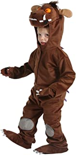 The Gruffalo Costume Age 5-7 Years  sc 1 st  Amazon UK & Elmer The Elephant Costume Dress up (3-4 Years): Amazon.co.uk: Clothing
