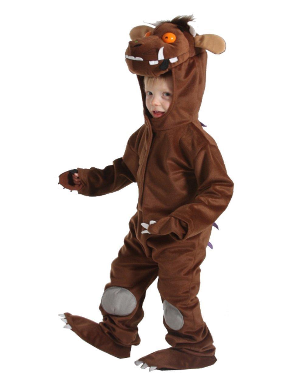 Gruffalo Costume, Kids Gruffalo Dress-Up Outfit by Gruffalo