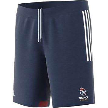 Short Ffhb Equipe de France bleu