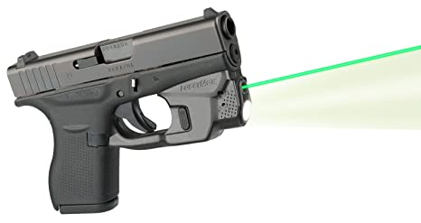 Amazon Com Lasermax Centerfire Laser Light Combo Green Laser Glock