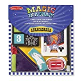 Melissa & Doug 14032 Magic in A Snap! Abracadabra Collection Magic Tricks Set (10 -Pieces)