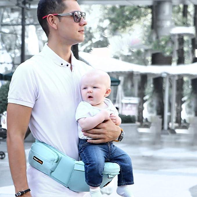 Sea blog Arnés de Seguridad para bebé con Banco Lumbar ergonómico ...