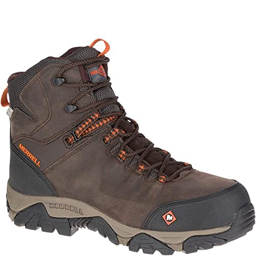 f6fc44f3c7 Merrell Work Men's Phaserbound Mid Waterproof CT