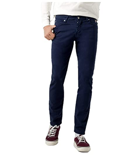 Rogers Homme Bleu 32 Jeans Roy OkwZXPTuli