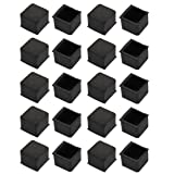 uxcell 20pcs Furniture Desk Chair Accessory
