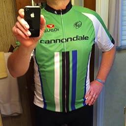 Amazon.com   UONO Mens Short Sleeves Team Cycling Jersey Jacket ... 8ed471a6c