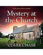 Mystery at the Church: A Totally Unputdownable Cozy Mystery Novel (An Eve Mallow Mystery, Book 6)