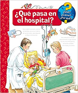 ¿Qué pasa en el hospital?: ANDREA ERNE: 9788417254254: Amazon.com: Books