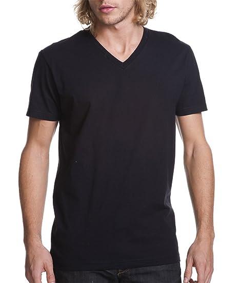 7cdb84d07 Next Level Men's Premium Fitted Short Sleeve V-Neck T-Shirt | Amazon.com