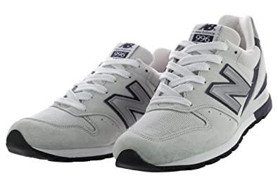 New Balance Men 996 Heritage M996CFIS - Made In USA (gray / clay / navy