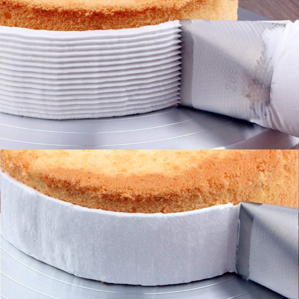 Sunlera Acero Inoxidable Extra Grande Crema Que adorna la Herramienta de la Torta Pasta de az/úcar de pasteler/ía Consejo Rusia Pastel de formaci/ón de Hielo de tuber/ías de la Boquilla