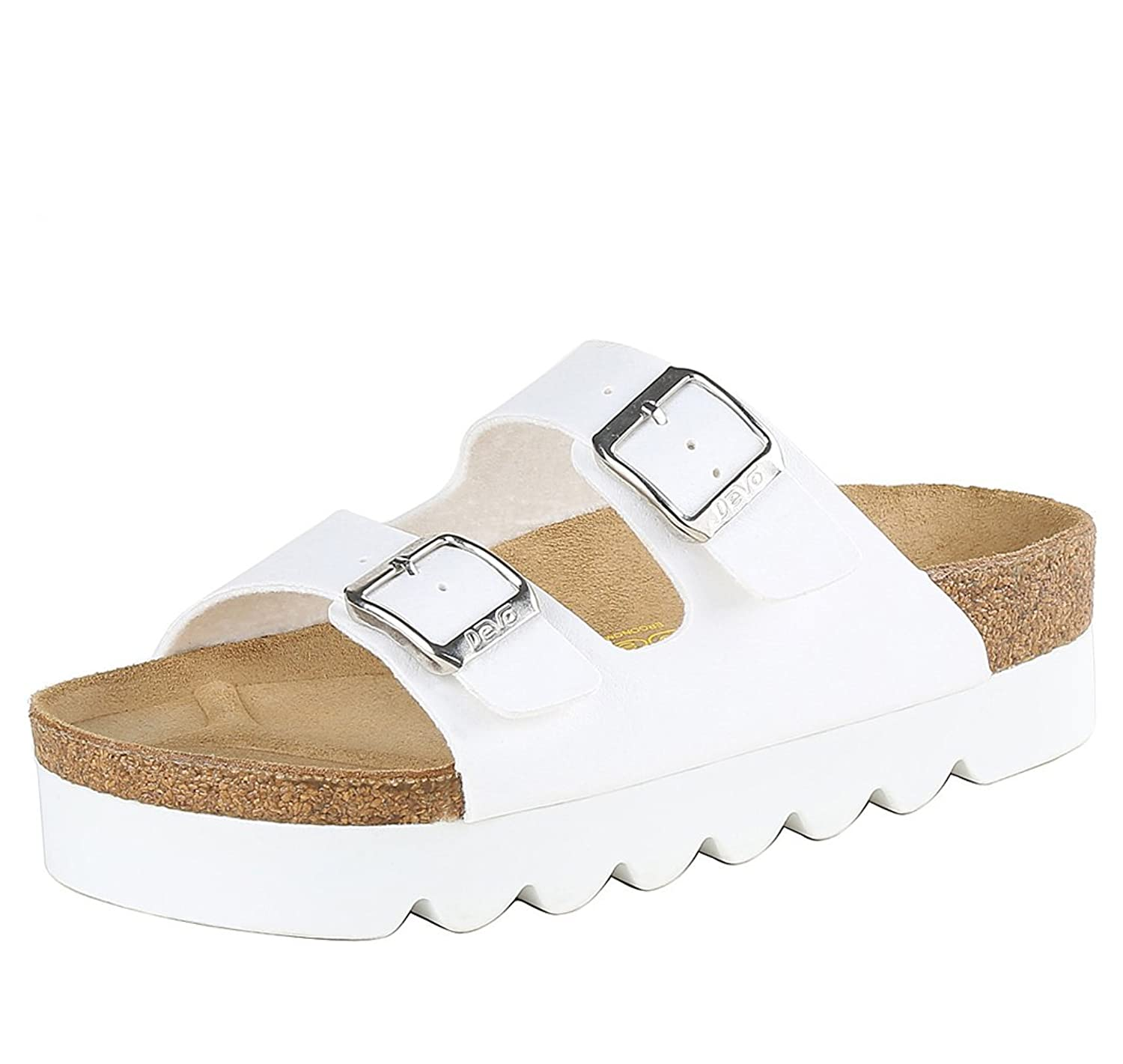 Fashiondiary Women's Casual Flange Footwear