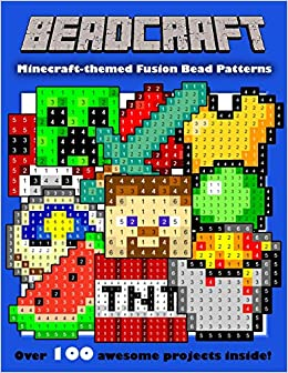 Beadcraft The Ultimate Minecraft Themed Fusion Bead Pattern