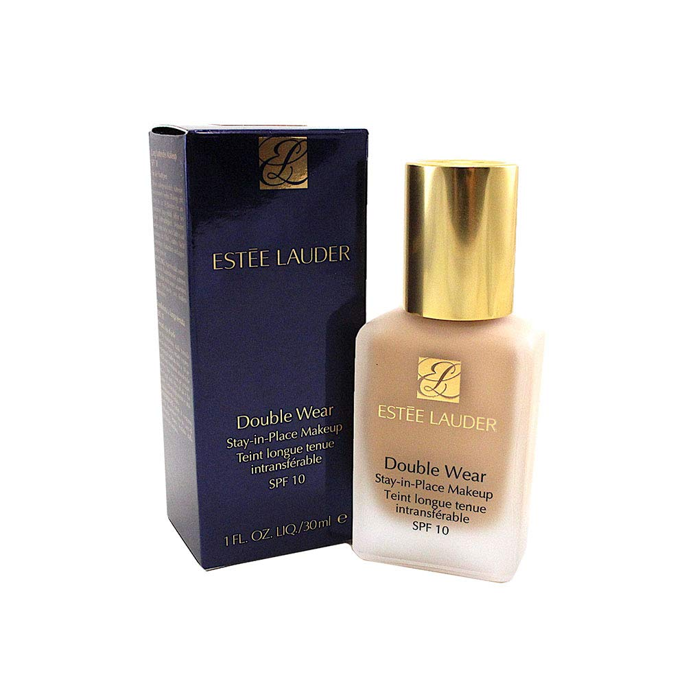 Estee Lauder Double Wear Stay-in-place SPF 10 Makeup, Desert Beige, 1 Ounce