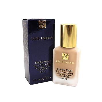 Estée Lauder Stay In Place Makeup Double Wear Maquillaje de Larga Duración-30 ml: Amazon.es: Belleza