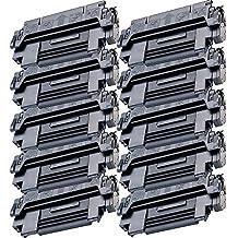 10 Inkfirst® Toner Cartridges 92298A (98A) Compatible Remanufactured for HP 92298A Black LaserJet 4 4 Plus 4m 4m Plus 5 5m 5n 5se