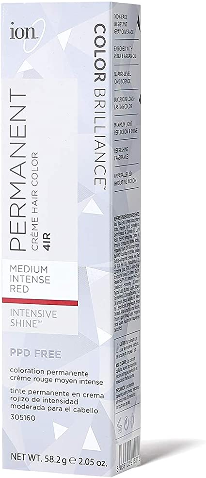 Ion Color Brilliance Permanent Creme 4IR by Ion