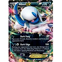 Pokemon Absol EX # XY62 Foil Holo Promo Card XY 62 by Pokemon Center