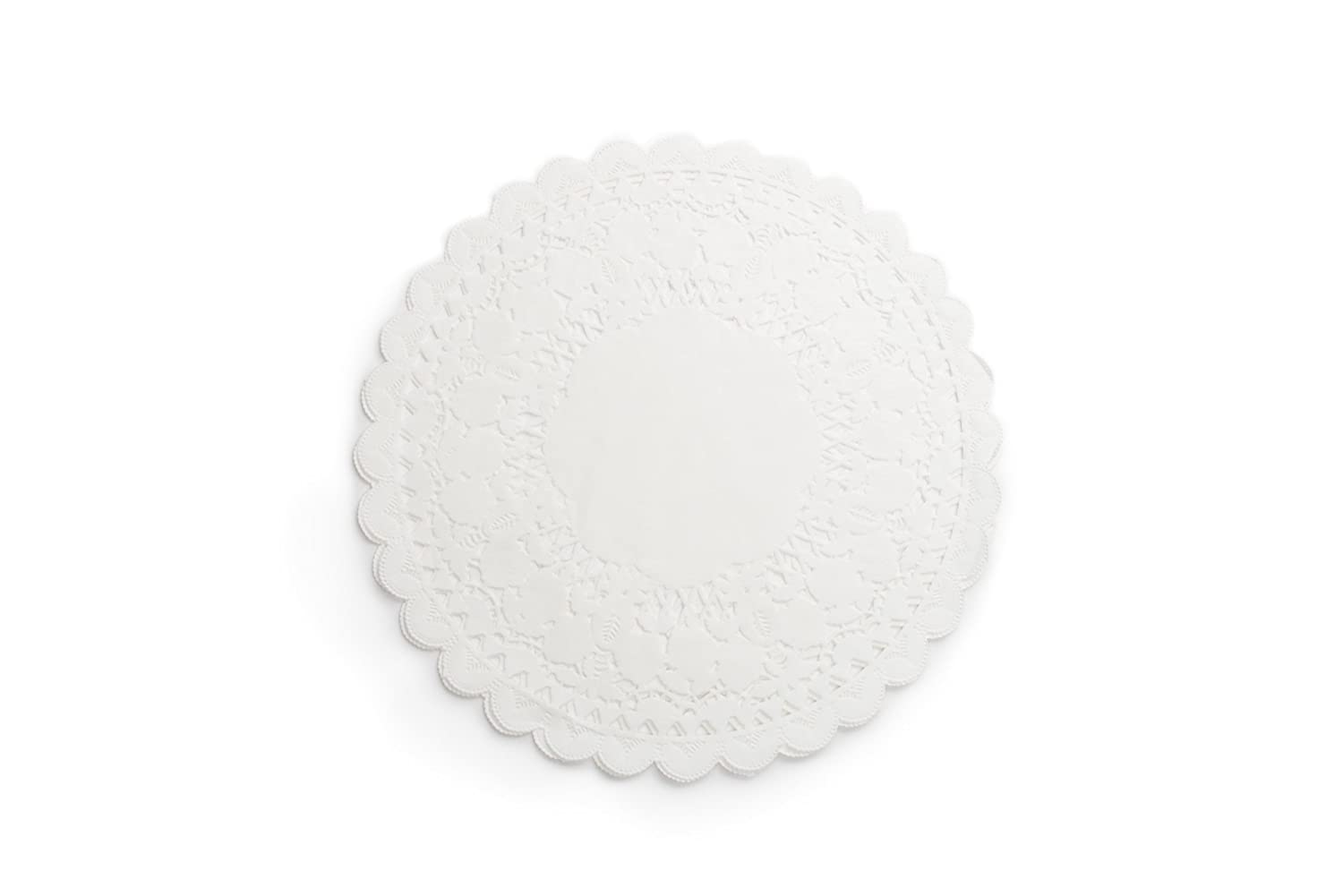 Pack of 36 Fox Run 4370 Paper Lace Doilies 5-Inch