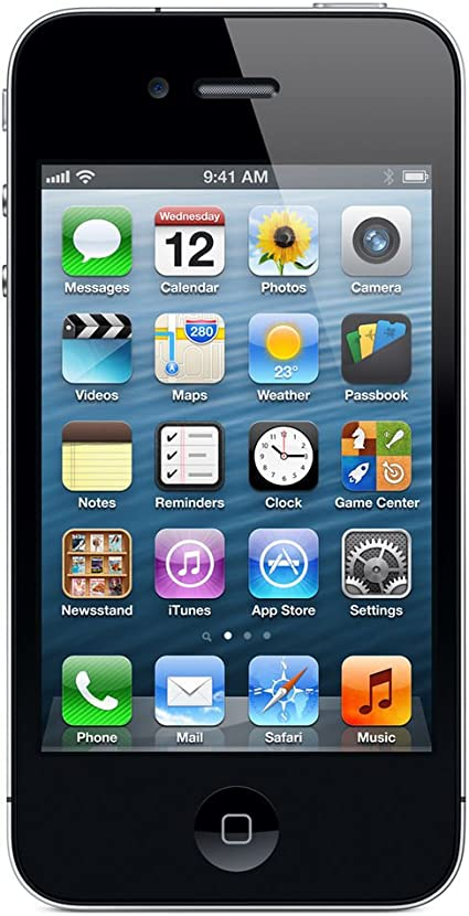 Apple iPhone 4 16GB Smartphone Libre Sim -free / desbloqueado ...
