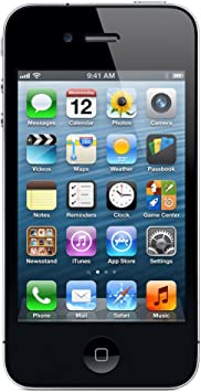Apple iPhone 4 16GB Smartphone Libre Sim -free / desbloqueado ...