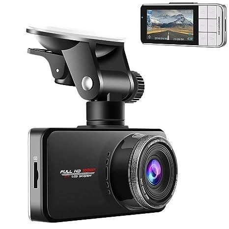 Amazon Com Emmabin Car Dash Cam 1080p Car Camera Car Video