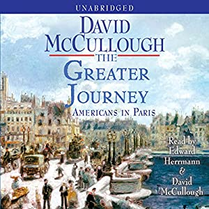 The Greater Journey Audiobook