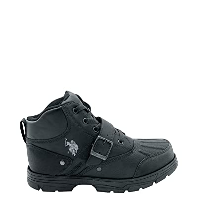 U.S. Polo Assn. Mens Duck Toe Guard Casual Boots   Hiking Boots