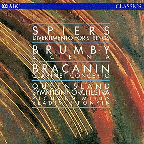 Floyd Allegro - Bračanin: Clarinet Concerto - 2. Allegro assai