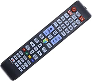 DEHA TV Remote Control for Samsung UE40J5580SU Television