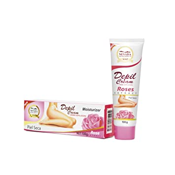 NNP ROSE DEPILATORY CREAM 100GR