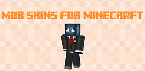 Amazoncom Mob Skins For Minecraft PE Appstore For Android - Skins fur minecraft cool