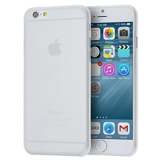 """2081 opinioni per doupi UltraSlim Case per iPhone 6 6S ( 4.7"""" ) satinato fine piuma facile Mat"""