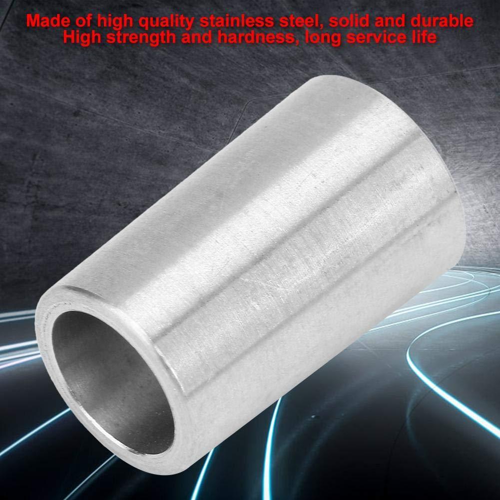 Manchon filet/é B12 /à B16 , /Écrou de connecteur de couplage rond pour /écrou de raccord de mandrin de perceuse en acier inoxydable permettant la conversion de mandrin de perceuse