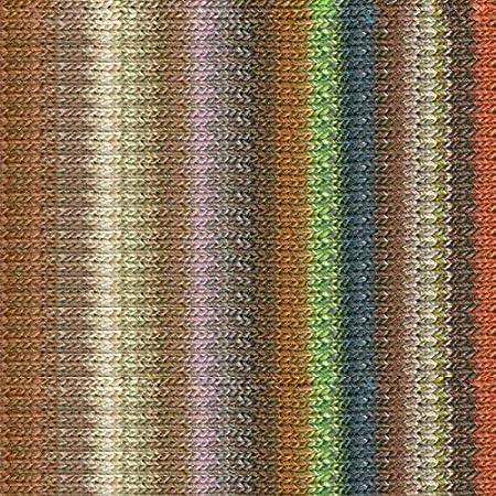 Noro Silk Garden Yarn 323 Rust/Brown/Pink/Blue Noro Yarn