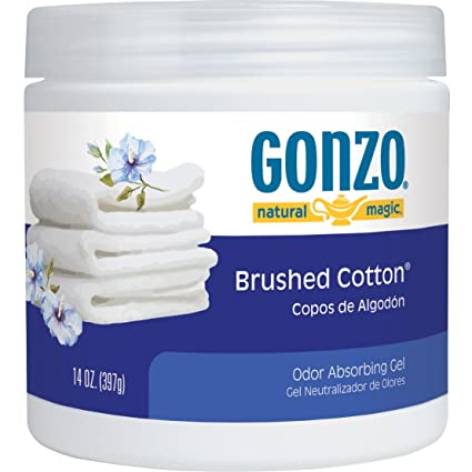 Gonzo Natural Magic Natural Magic Air Purifying Gel, Odor Eliminator for Cars, Closets,