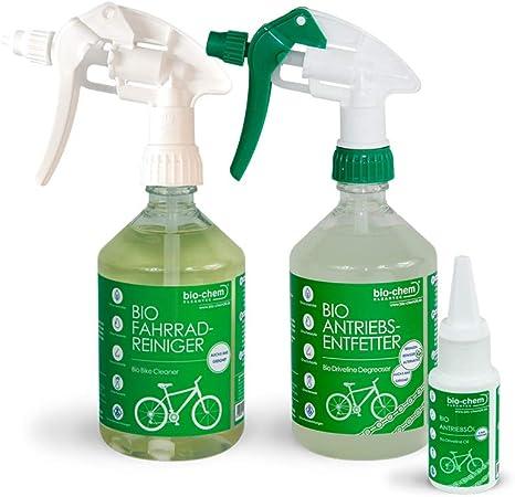 Bio-Chem - Kit de limpieza para bicicleta (1 limpiador de ...
