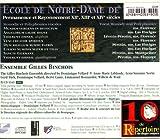 Ecole de Notre Dame de Paris 12-14th Centuries: Permanence et Rayonnement / Vellard