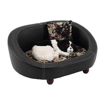 Kylincww Sofá Cama para Mascotas, Nido de Gato Grande con ...