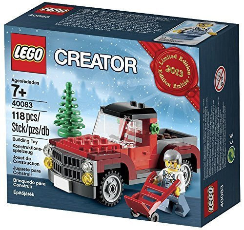 Lego Creator Tree Truck 2013 Limited Edition Holiday Set - Creator Lego Truck