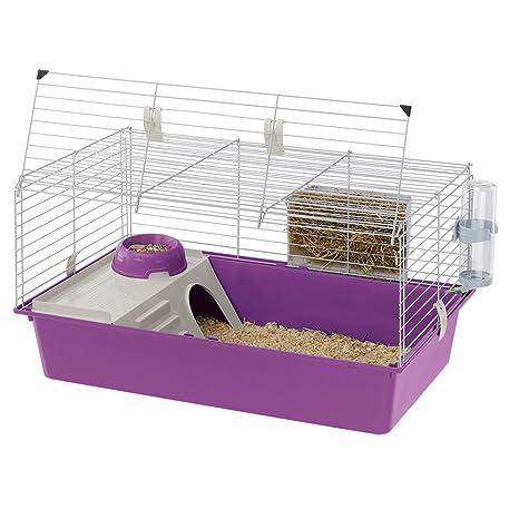Ferplast - Jaula para Conejos cavier: Amazon.es: Productos para ...