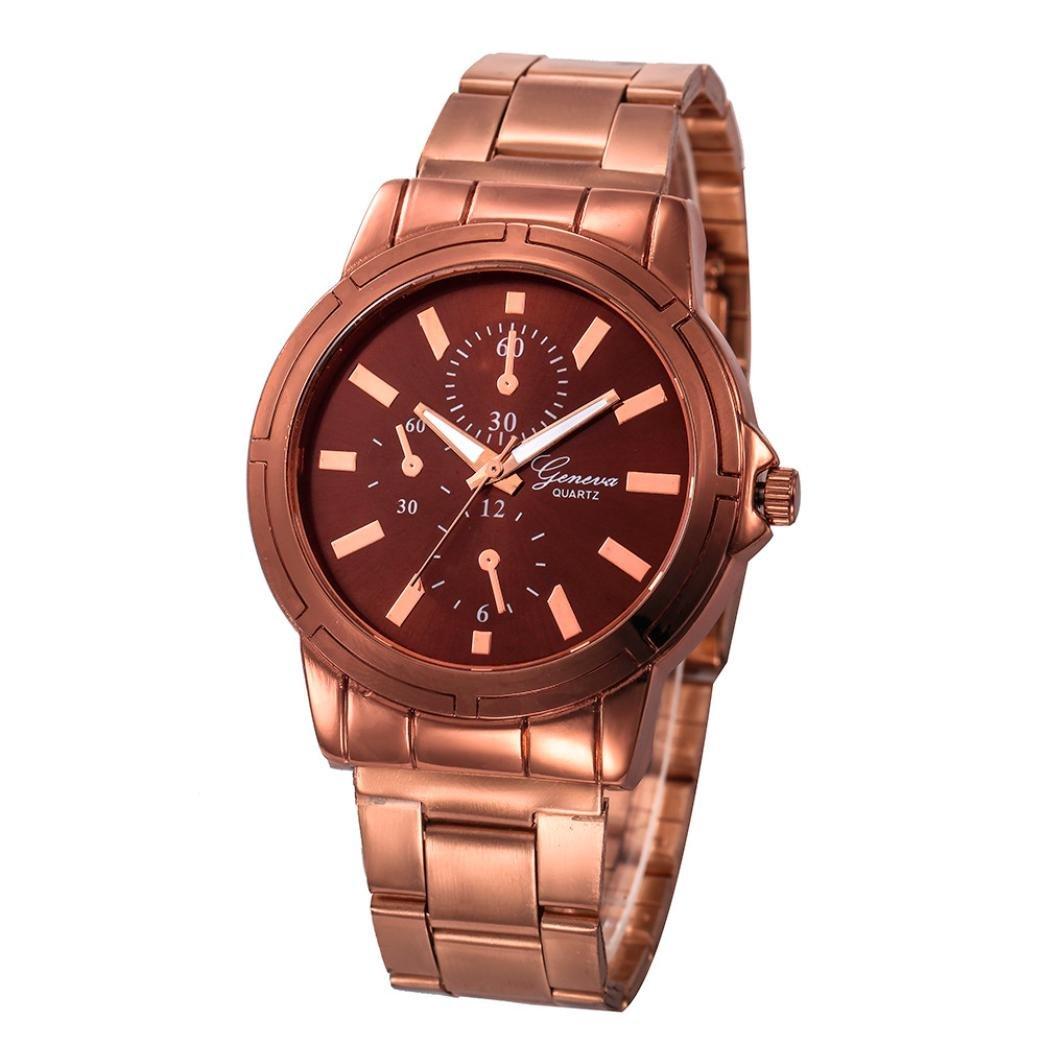 レディースアナログ腕時計、Sinmaエレガントチャーム腕時計クォーツラウンドブレスレット用時計Geneva B071YVD7V4