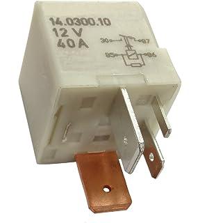 AERZETIX: Rele temporizador de precalentamiento C40248 compatible con 357911253