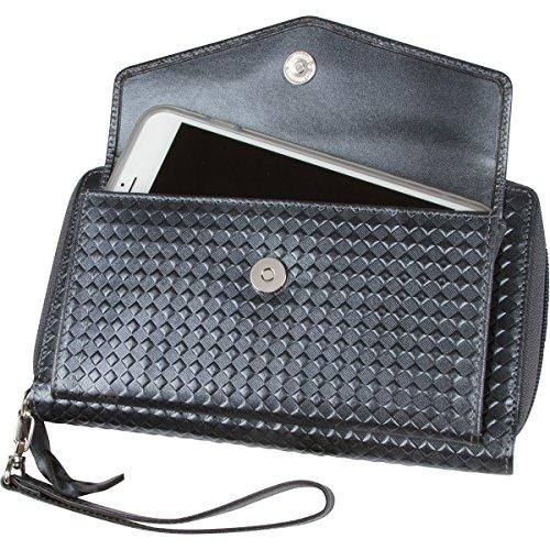 Access Denied Blocking Diamond Leather