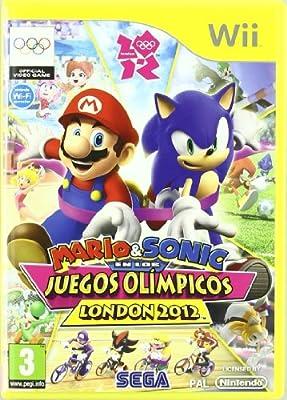 Mario&Sonic en los Juegos Olímpicos London 2012: Amazon.es ...