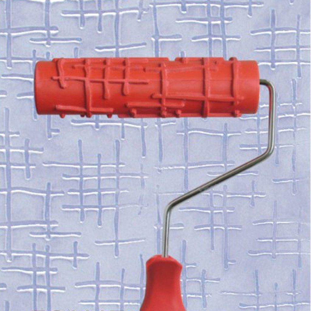 Herramienta para pintura en emulsi/ón y a Base de Agua E Renovaci/ón de Casa Restaurante Rodillo de Pintura para pared o madera Hotel