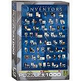 Eurographics Famous Inventors 1000-Piece Puzzle